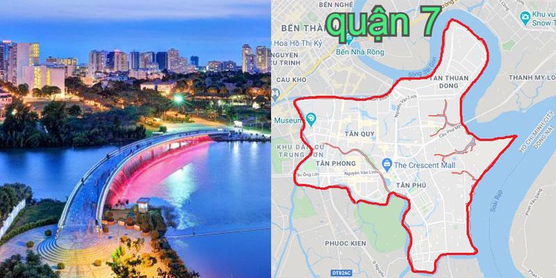 Chuyển nhà quận 7 đường Phạm Hữu Lầu