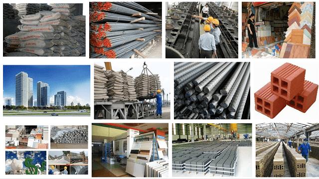 Top 10 công ty phân phối vật liệu xây dựng giá rẻ, uy tín, chuyên nghiệp nhất
