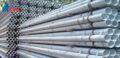 Giá thép ống mạ kẽm năm 2021