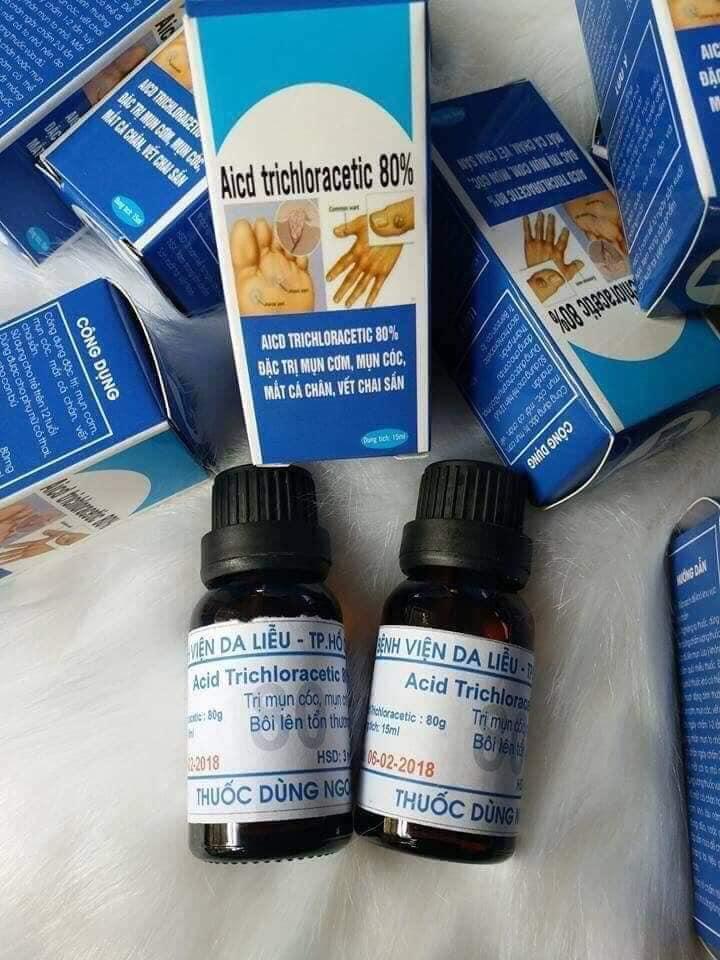 Axit trichloracetic